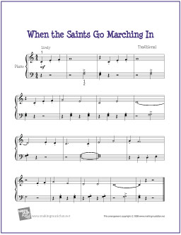 when-the-saints-go-marching-in-piano-solo