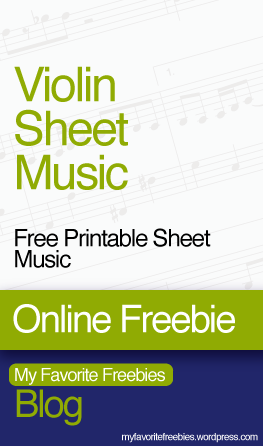 violin-sheet-music-free