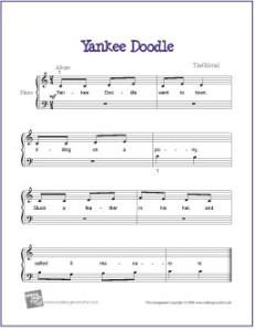 Yankee Doodle Lyrics Meaning