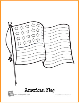 free american flag coloring page my favorite freebies with american flag coloring page