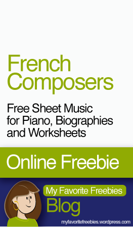 french-composers-free-sheet-music
