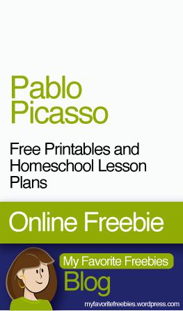 pablo-picasso-homeschool-curriculum-free