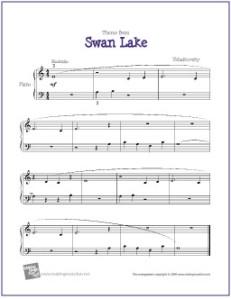 free printable piano sheet music – My Favorite Freebies