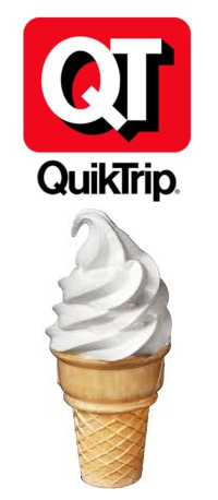 QT Free Ice Cream Cone