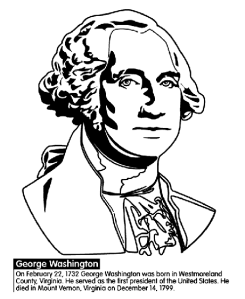 george-washington-coloring-page