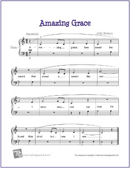amazing-grace-easy-piano