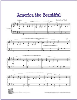 america-the-beautiful-piano