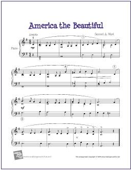 america-the-beautiful-piano