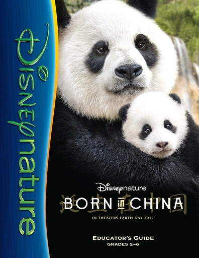 Disney Born in China Curriculum