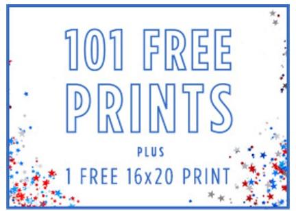 Get 101 Free Prints Plus 1 Free 16 20 Print From Shutterbug My